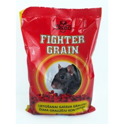 Peļu, žurku inde FIGHTER GRAIN graudi 300g