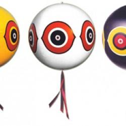 Putnu atbaidīšanas ierīce / balons (iepak., 3gab.)