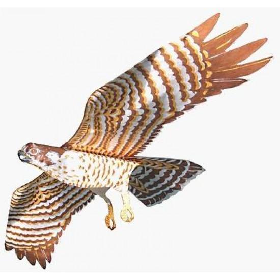 Putnu atbaidīšanas ierīce / pūķis vanaga izskatā 9.6m
