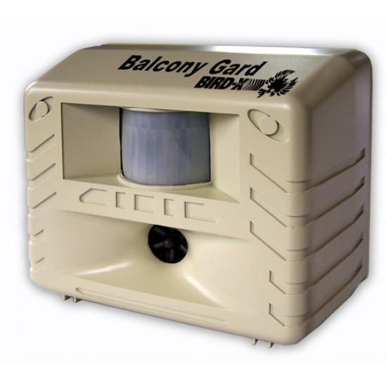 Putnu atbaidīšanas ierīce ultraskaņas ar kustības sensoru 65m2