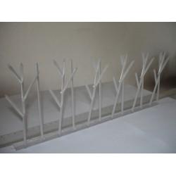 Putnu radzes Bird-X PVC šaurās